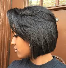 Black Bob Hair Style 50 classy short bob haircuts and hairstyles with bangs 5731 by wearticles.com