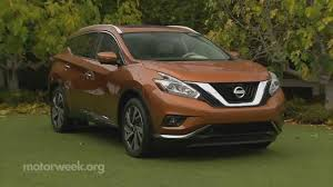 MotorWeek | Road Test: 2015 Nissan Murano - YouTube