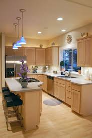 kitchen cabinet accent lighting. Kitchen Cabinet Designs Traditional With Accent Lighting Alder Backlighting. Image By: Jordan Iverson Signature Homes R
