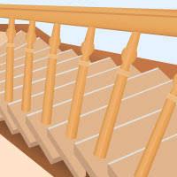 Ob dachbodentreppe, spindeltreppe oder außentreppe. Treppe Ohne Grossen Aufwand Renovieren