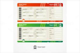 Train Ticket Template Word Rome Fontanacountryinn Com