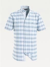 <b>Men's</b> Shirts | Flannel & Denim Shirts | Tommy Hilfiger® EE