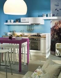 kitchen paint color ideas blue