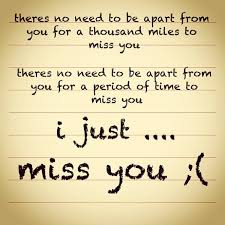 Missing You Quotes For Her Beauteous I Miss You Quotes For Him And For Her QuotesHunter