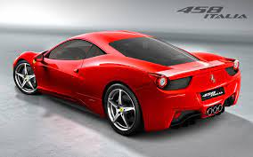We had the privilege of doing something never been done before at our shop on this ferrari 458 italia. Ferrari 458 Italia Rear View Hd Desktop Wallpaper Widescreen High Definition Fullscreen
