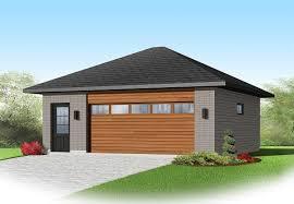 Contemporary Detached Garage Designs Plan 22345dr Contemporary 2 Car Detached Garage Plan In