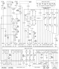 1987 toyota 4runner sr5 22re efi wiring diagram wiring diagrams long