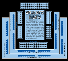 Beef And Boards Seating Chart Seating Charts Ticket Information On Stage Department Of