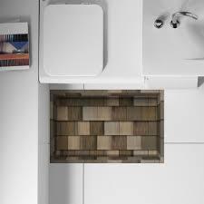 Holz Fliesen 3D Schälen und Stick Wasserdicht Rutschfeste PVC Bad ...