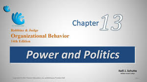 What Is Organizational Behavior Power And Politics Organizational Behavior Chapter 13