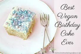 Best Vegan Birthday Cake Ever Sweetie Darling Cakessweetie Darling