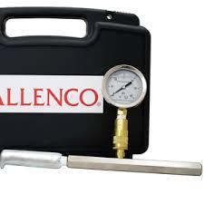 Details About Allenco Pitot Kit W Case Gauge Fire Pump Hydrant Flow Testing Hose Monster