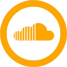 soundcloud image size orange soundcloud 5 icon free orange site logo icons