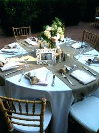burlap linen tablecloth cream white round fringed fabric tablecloths