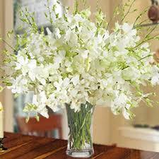 Office flower arrangements Laowaiblog 40 White Orchid Arrangement Flower Delivery Dubai Flower Arrangements For Office Artificial Silk Flower Bouquet