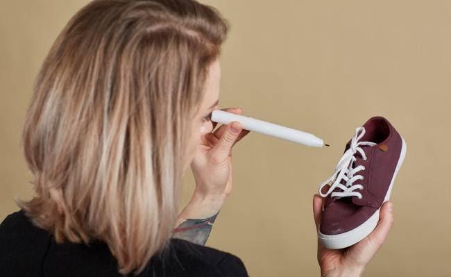 Lilin bisa buat membersihkan sepatu