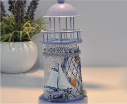 Small Picture Zakka Home Decor Handmade Mediterranean Style Candle Holders Ocean