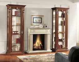 Living Room Glass Cabinets Furniture Marvelous Living Room Display Cabinets White Lace Window