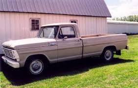 1967 Mercury M100 For Sale Whitewood, Saskatchewan