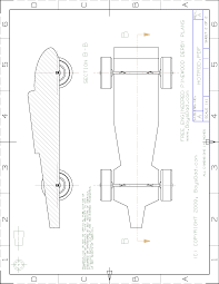 Free Design Templates For Pinewood Derby Cars Race Car Design Template Templates At Allbusinesstemplates