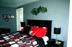 Idea Black White Red Bedroom For Black And Red Bedroom Ideas Black ...