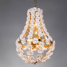 9 light metal frame and white porcelain flower chandelier pendant ceiling light