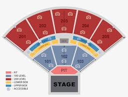 Sandia Casino Amphitheater Seating Chart The Brandon Amphitheater Seating Map Brandon Amphitheater