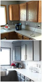 Contractor Grade Kitchen Cabinets Best 25 Builder Grade Kitchen Ideas On Pinterest Builder Grade
