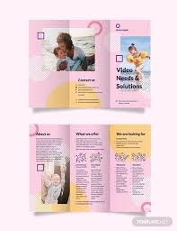 14 Video Brochures Psd Vector Eps