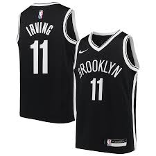 In a recent chat group with nets players, kyrie irving lobbied for skipping the bubble, the daily news has learned. Youth Brooklyn Nets Kyrie Irving Nike Black Swingman Jersey Icon Edition