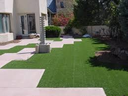 Artificial turf backyard Pool Grass Backyard Turf Waterquest Inc Albuquerque Nm Artificial Home Stratosphere Artificial Turf Grass Landscaping Network