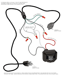 Wiring diagram for outdoor motion s