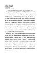 discrimination study resources 9 pages essay 2