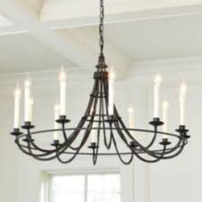 8 light rectangular chandelier lc896 main simple