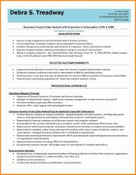 Financial Analyst Resume Sample Best Of Senior Market Research