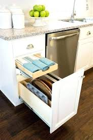 diy slide out shelves how to build a sliding drawer making pull out drawers for cabinets