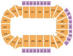 Budweiser Gardens Monster Jam Seating Chart Oakland Coliseum