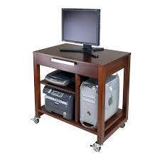 roll away computer desk wondrous roll away computer desk pictures navassist long black computer desk
