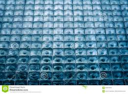 Window Of Glass Cubes Stock Photo Image Of Clear Cube