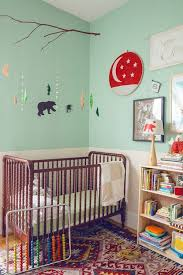 retro baby furniture. jenny lind crib from amazon woodland mobile u201cyellow owl little printsu201d and retro baby furniture b