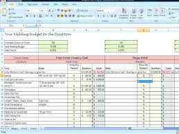 tax preparation checklist excel wedding budget list excel vendor list excel template wedding budget