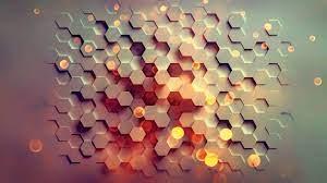 Hexagon Pattern Uhd 4k Wallpaper ...