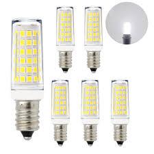 Mini Light Bulbs 11w 1000lm Led E14 Ses Small Capsule Corn Light Bulbs Mini Lamp Bulbs Cool White 6000k Ac220 240v Much Brighter Than 60w Incandescent Halogen Candle