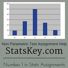 non parametric test stats homework help statistics assignment non parametric test stats assignment homework help