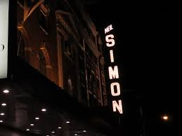 Neil Simon Theatre On Broadway In Nyc