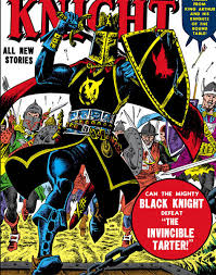 black knight real name sir percy of scandia