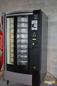 Refrigerated Vending Machines Unique Crane National 48 Electronic Machines Refrigerated Food Vending