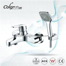 faucets single control shower faucet china hot brass 2 holes wall mounted bathtub kohler handle