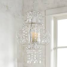 full size of lighting engaging hanging candle chandelier 3 cosy gem pillar holder in of hanging
