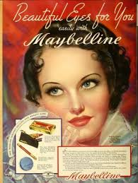 1930s makeup glamorous eyes for day or night